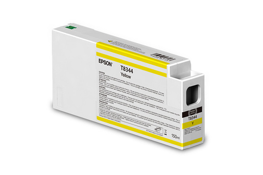 EPSON UltraChrome HD Yellow Ink 150 ML